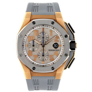 Audemars Piguet Audemars Piguet AP Offshore 44mm Lebron James Rose Gold