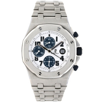 Audemars Piguet AUDEMARS PIGUET NAVY STEEL (2010 BOX & PAPERS)