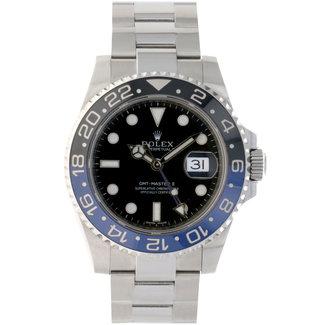 Rolex ROLEX GMT MASTER II #116710BLNR (2017)