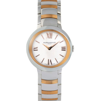 BAUME AND MERCIER BAUME AND MERCIER LADIES WATCH 65753 (B+P)