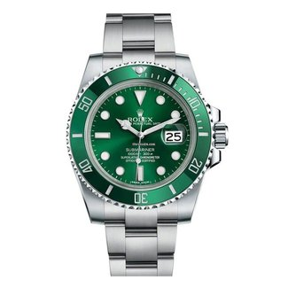 Rolex ROLEX SUBMARINER 40MM (2015 B+P) #116610LV