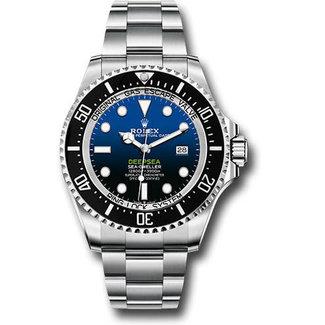 Rolex ROLEX DEEPSEA SEA-DWELLER #126660 (2019 B+P)