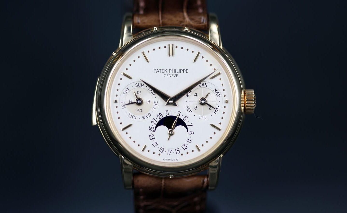 Patek Philippe Brand History