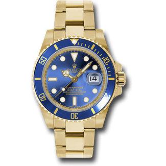 Rolex Rolex Style No: 116618 bl  Rolex Yellow Gold Submariner