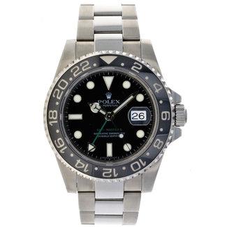 Rolex ROLEX GMT MASTER II (2007 B+P) #116710