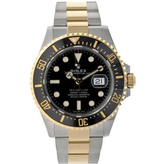 Rolex ROLEX SEA DWELLER 43MM (2019 B+P) #126603