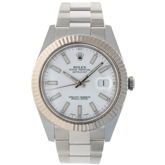 Rolex ROLEX DATEJUST II 41MM (2010 B+P) #116334