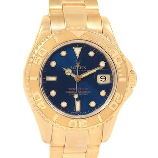Rolex ROLEX YACHTMASTER 40MM (2002 B+P) #16628