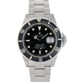 Rolex ROLEX SUBMARINER 40MM (1996) #16610