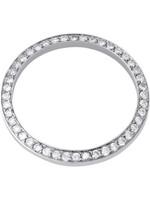 DIAMOND BEZEL 36MM WHITE GOLD