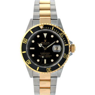 Rolex ROLEX SUBMARINER 40MM (2008) #16613T