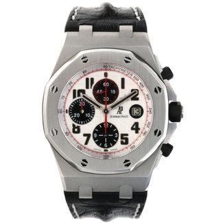 Audemars Piguet Audemars Piguet Royal Oak Offshore Chronograph Stainless Steel Panda Dial 42mm (2010)