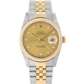 Rolex ROLEX DATEJUST 36MM (1989)