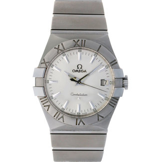 Omega OMEGA CONSTELLATION #12310356002001 (2011 B+P)