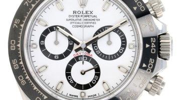 Rolex Daytona History