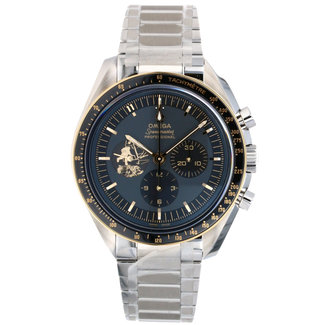Omega OMEGA SPEEDMASTER PROFESSIONAL APOLLO 11 50TH ANNIVERSARY (2019 B+P) AN