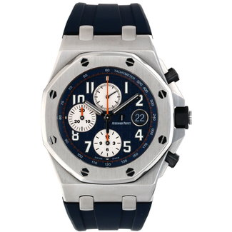 Audemars Piguet AUDEMARS PIGUET 42MM NAVY (2014 B+SP) #26470ST.OO.A027CA.01