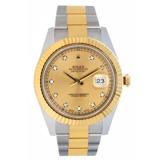 Rolex ROLEX DATEJUST #116333 (2014 B+P)
