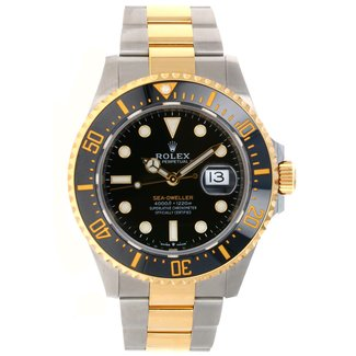 Rolex ROLEX DEEP SEA DWELLER (2019 B+P) #126603