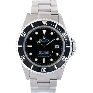 Rolex ROLEX SEA DWELLER (1995 B+SP) #16600