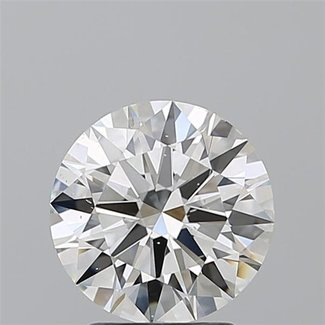 Jewellery ROUND CUT DIAMOND 2.23 CT. I-1 H VG