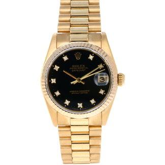Rolex ROLEX DATEJUST 31MM (1991 B+P) #68278