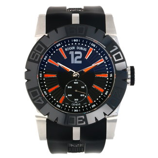 ROGER DUBUIS ROGER DUBUIS EASY DIVER CERAMIC 48MM (B+P) #DBSE0269 (61/88)