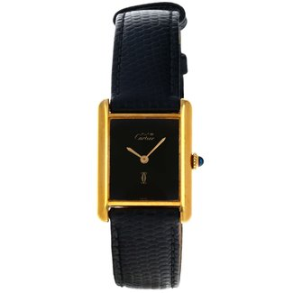 Cartier CARTIER ARGENT SMALL SIZE GOLD PLATED VINTAGE