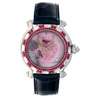 CHOPARD Chopard Happy Sport Love 278945-2003 Pink Ladies Watch