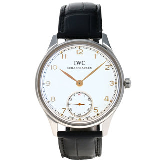 IWC IWC Portuguese Hand-Wound IW5454-08 Pre-Owned