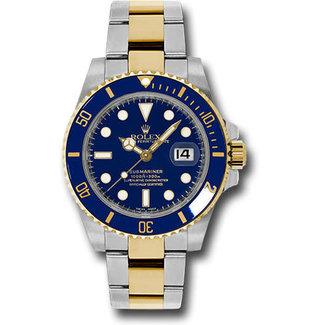 Rolex ROLEX SUBMARINER 40MM (2018 B+P) #116613LB