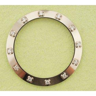 Rolex Rolex Pearlmaster Rose Gold Bezel 29mm