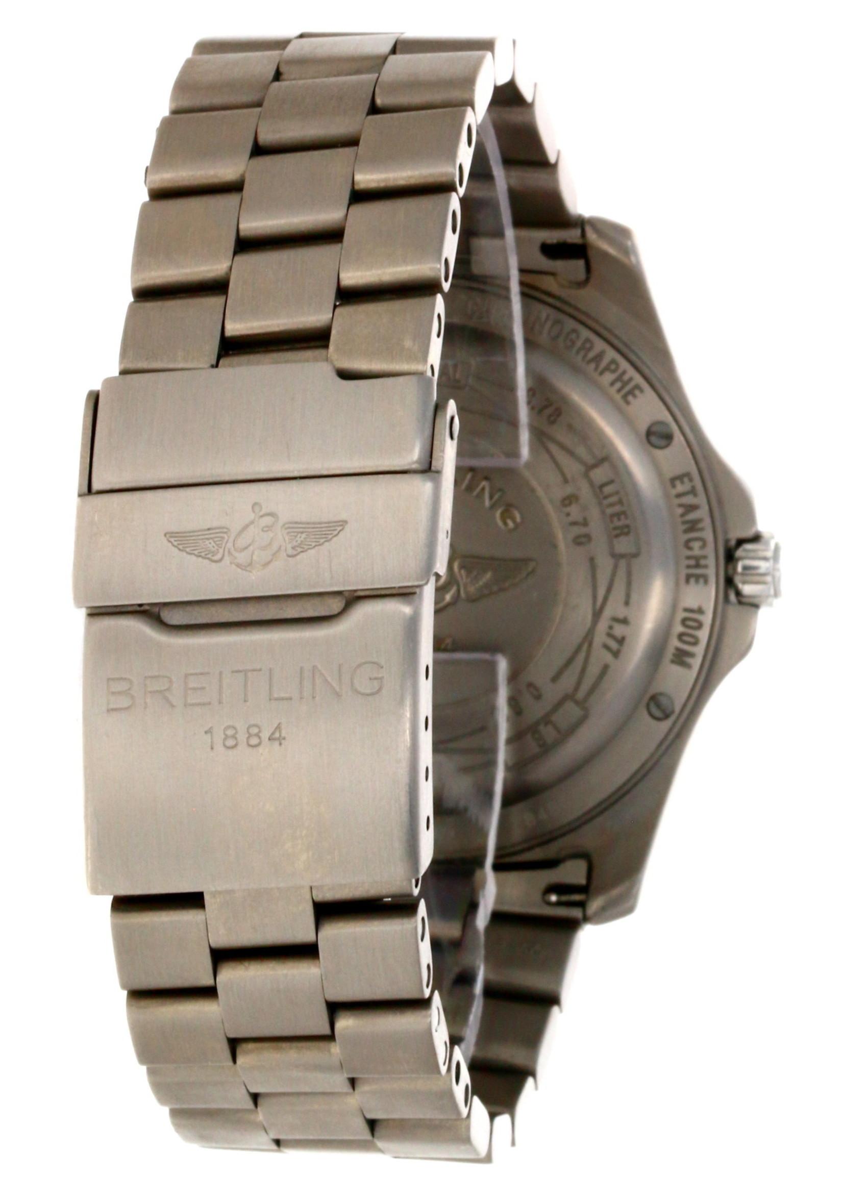 Breitling Breilting Aerospace Analog Digital