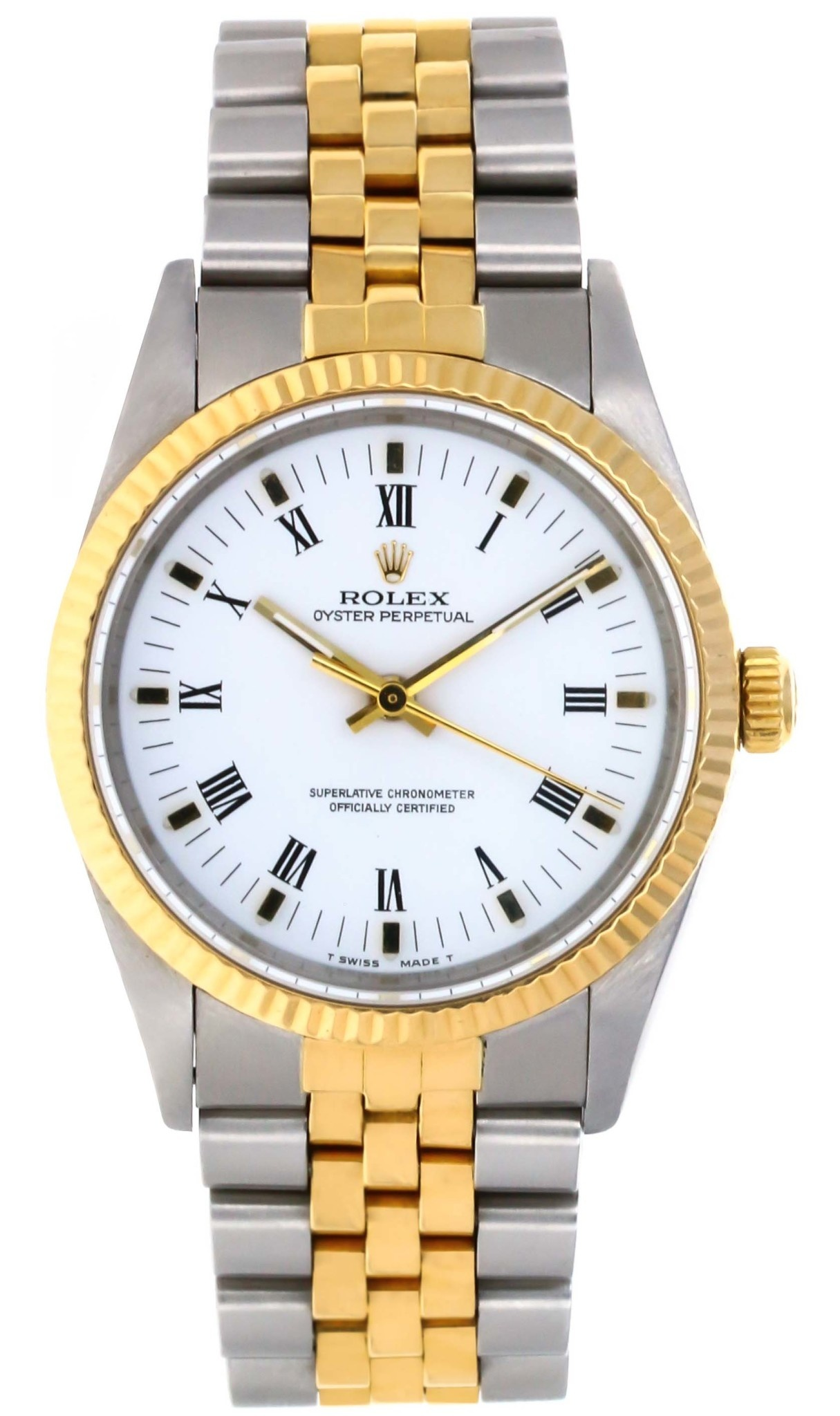 Rolex 34mm