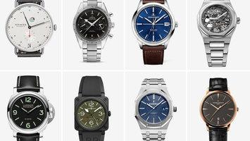 The Most Popular Luxury Watch Brands