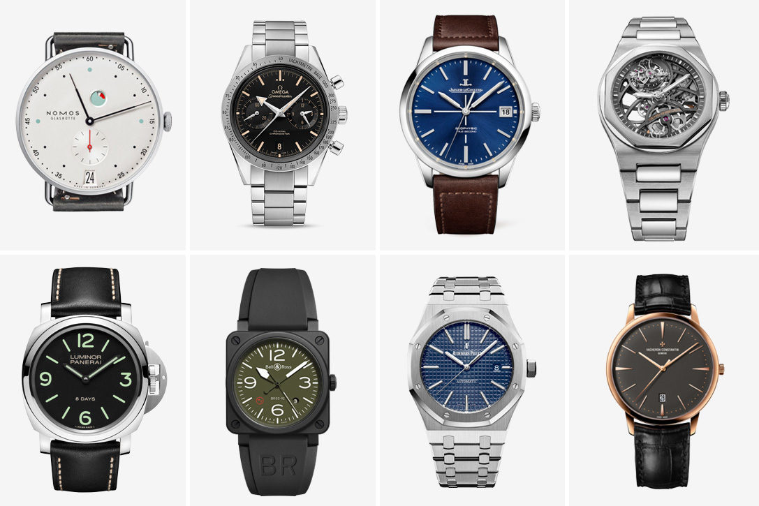 The Most Popular Luxury Watch Brands