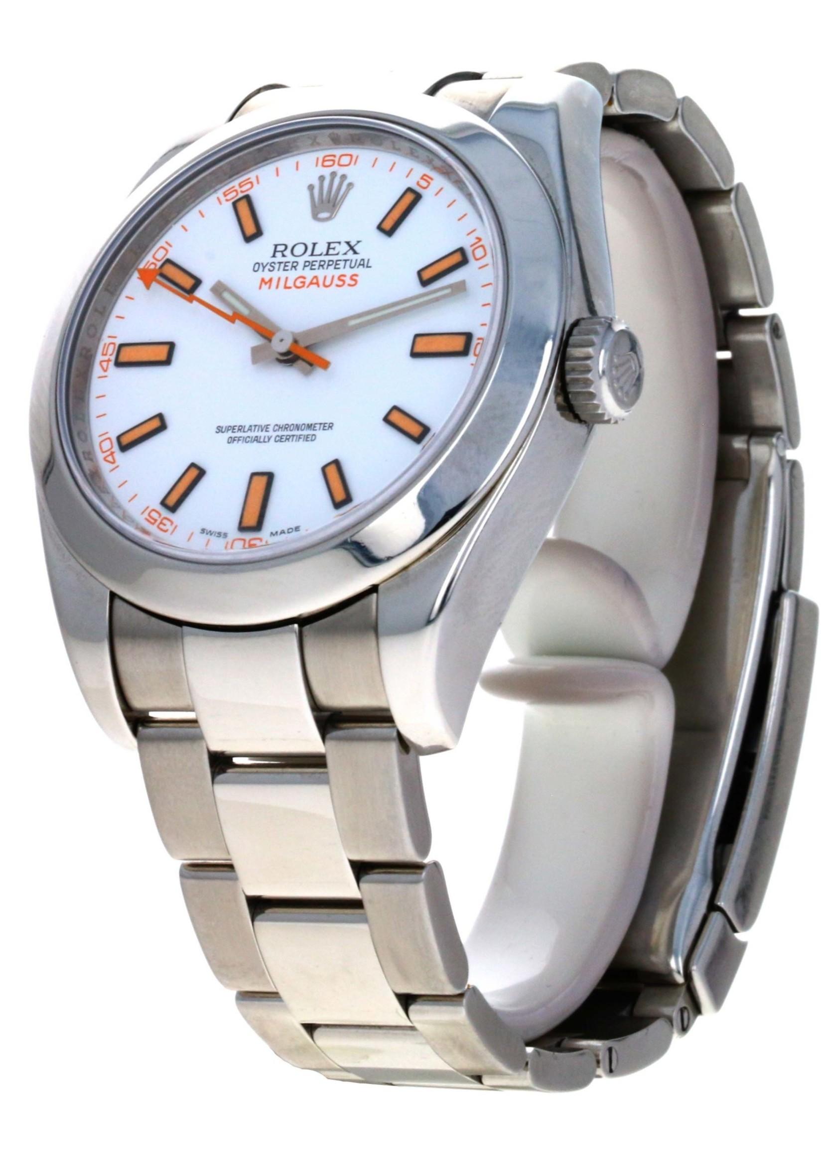 Rolex ROLEX MILGAUSS #116400WSO