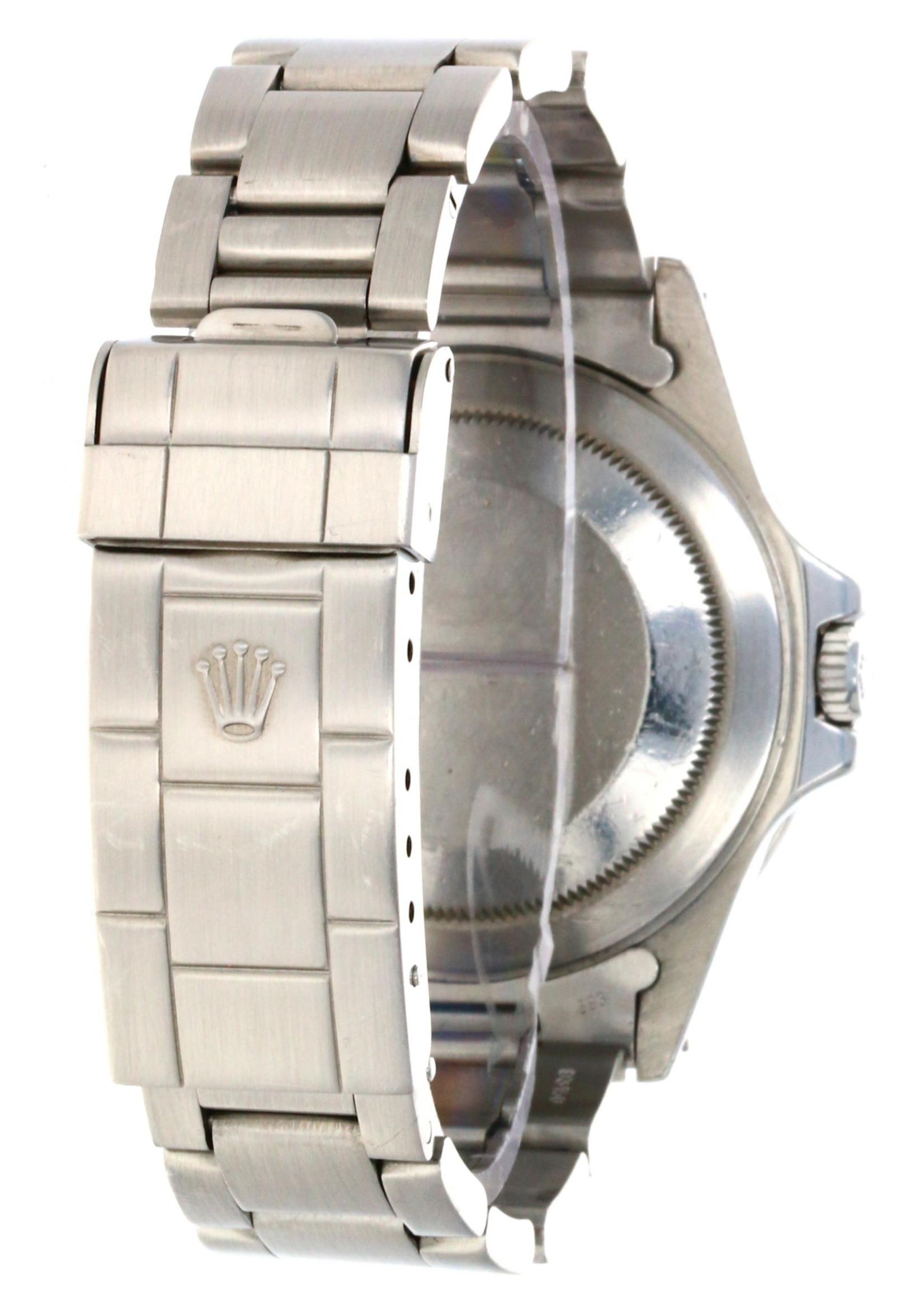 Rolex Watches ROLEX EXPLORER II (1985) #16550  ROLEX SERVICE HANDS - AFTERMARKET DIAL