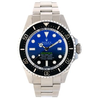Rolex ROLEX DEEPSEA SEA-DWELLER #116660 (2017 B+P)