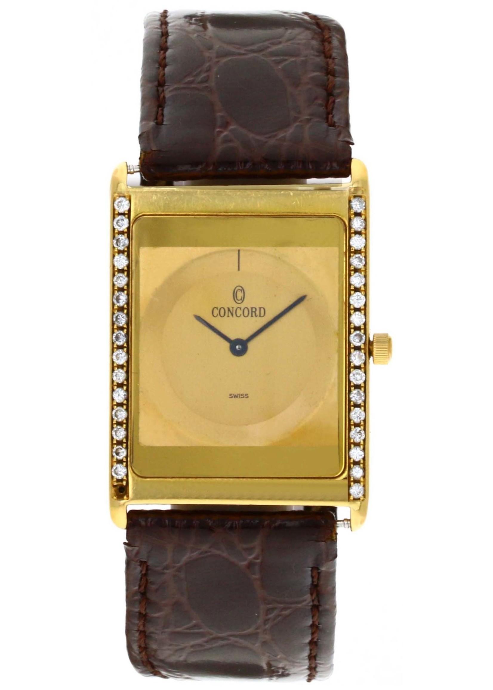 Concord Concord Delirium 18k Gold Mens Watch
