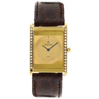 Concord Concord Delirium 18k Gold Mens Watch