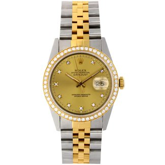 Rolex ROLEX DATEJUST 36MM #16233 (1990)
