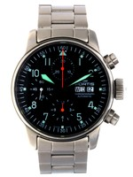 FORTIS FORTIS CHRONOGRAPH 42MM (SERVICED 2019) #597.10.141.2