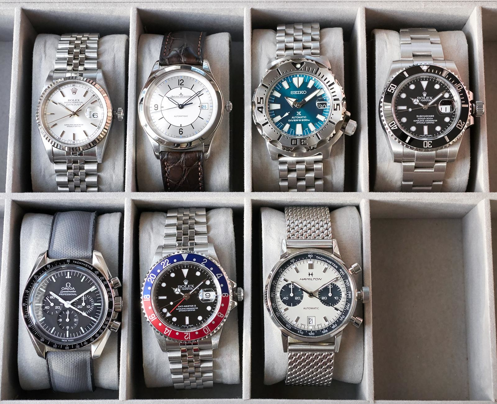 Selling Used Watches And Way To Become Watch Collector