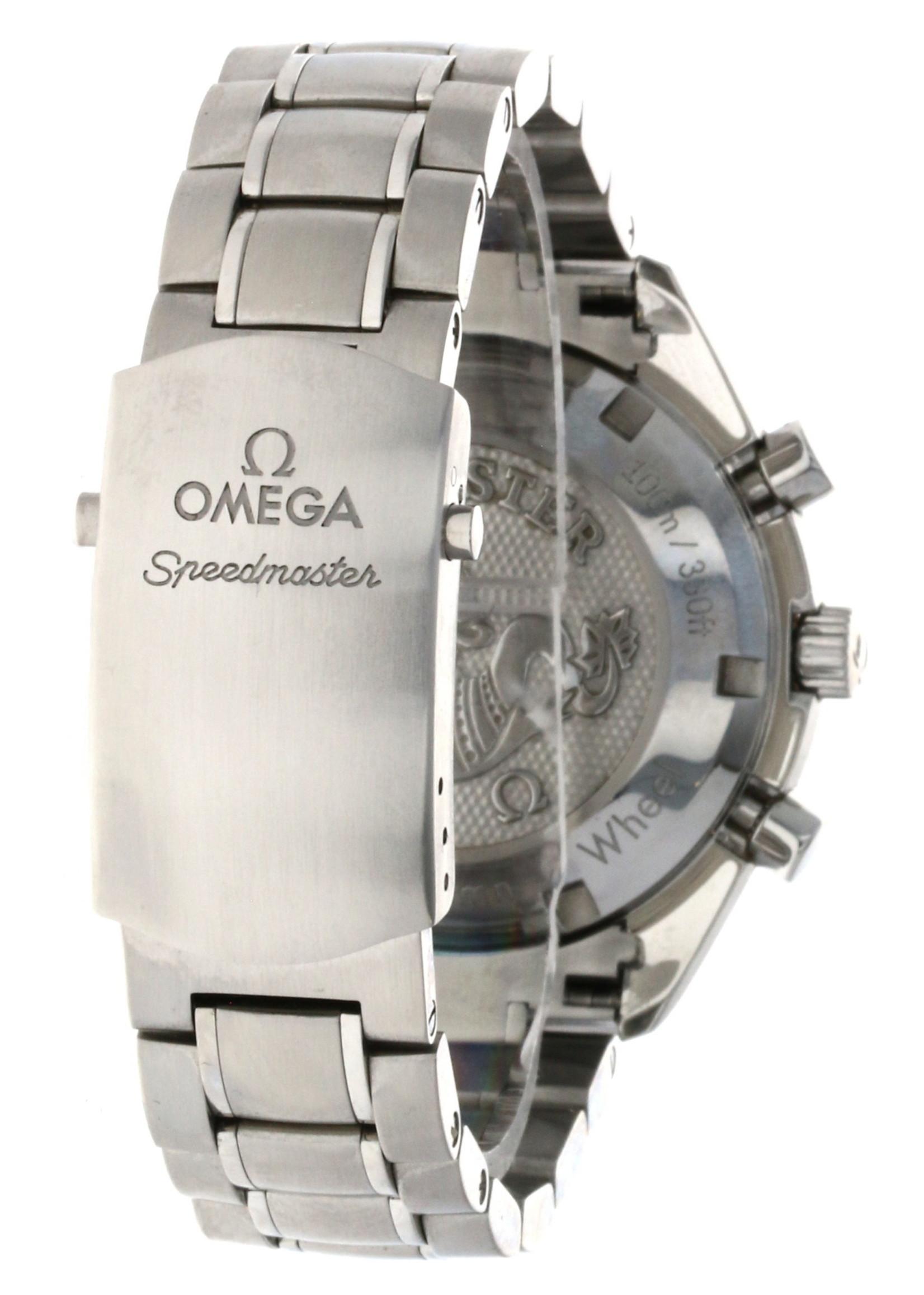 Omega OMEGA SPEEDMASTER RACING CO-AXIAL