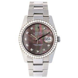 Rolex Rolex All Factory 36mm Datejust 2012