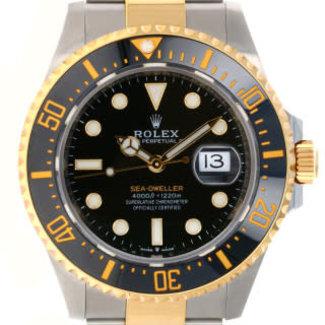 Rolex ROLEX DEEP SEA DWELLER (2019 B+P) #126603)