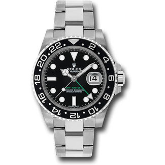 Rolex Rolex 2017 Steel GMT BP