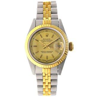 Rolex ROLEX DATEJUST 26MM (1989 B+P) #69173