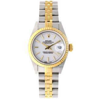 Rolex Rolex 26mm Datejust #79173 (2002)